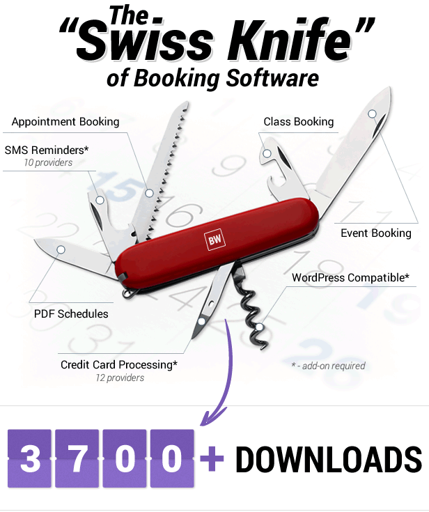 Booking System - 6