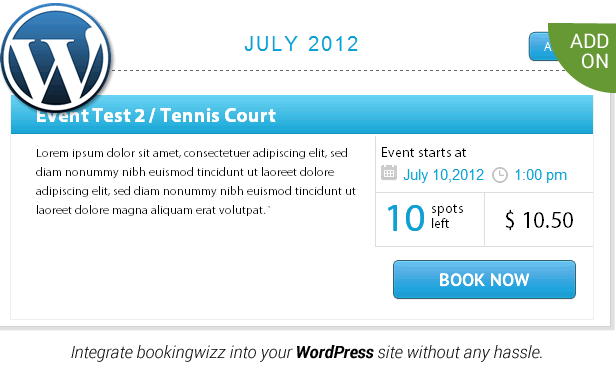 Booking System - 11