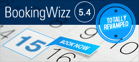 BookingWizz v5.4 released